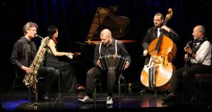 orchestre sur scene